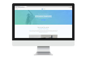 Best Weebly Template